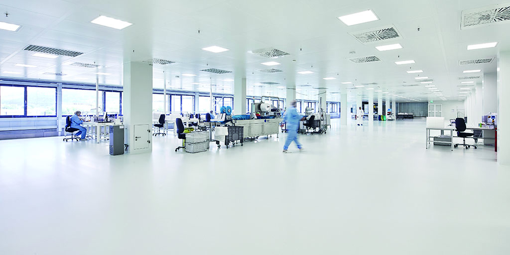 Turnkey cleanrooms