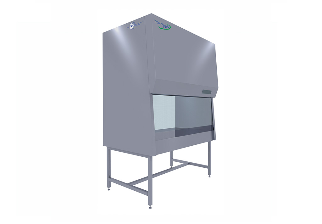 HygienicSafe cleanroom unit with personal protection