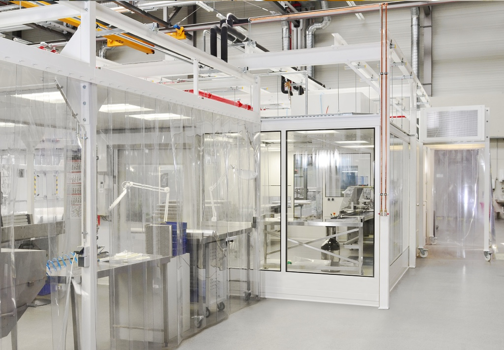 cleanroom systems from bc-technology