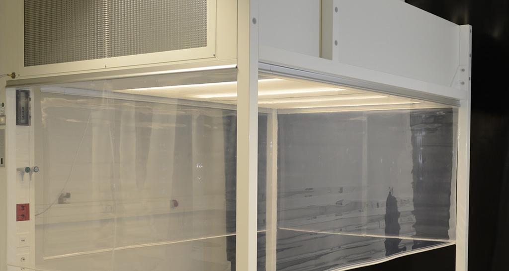PVC Panel Curtain