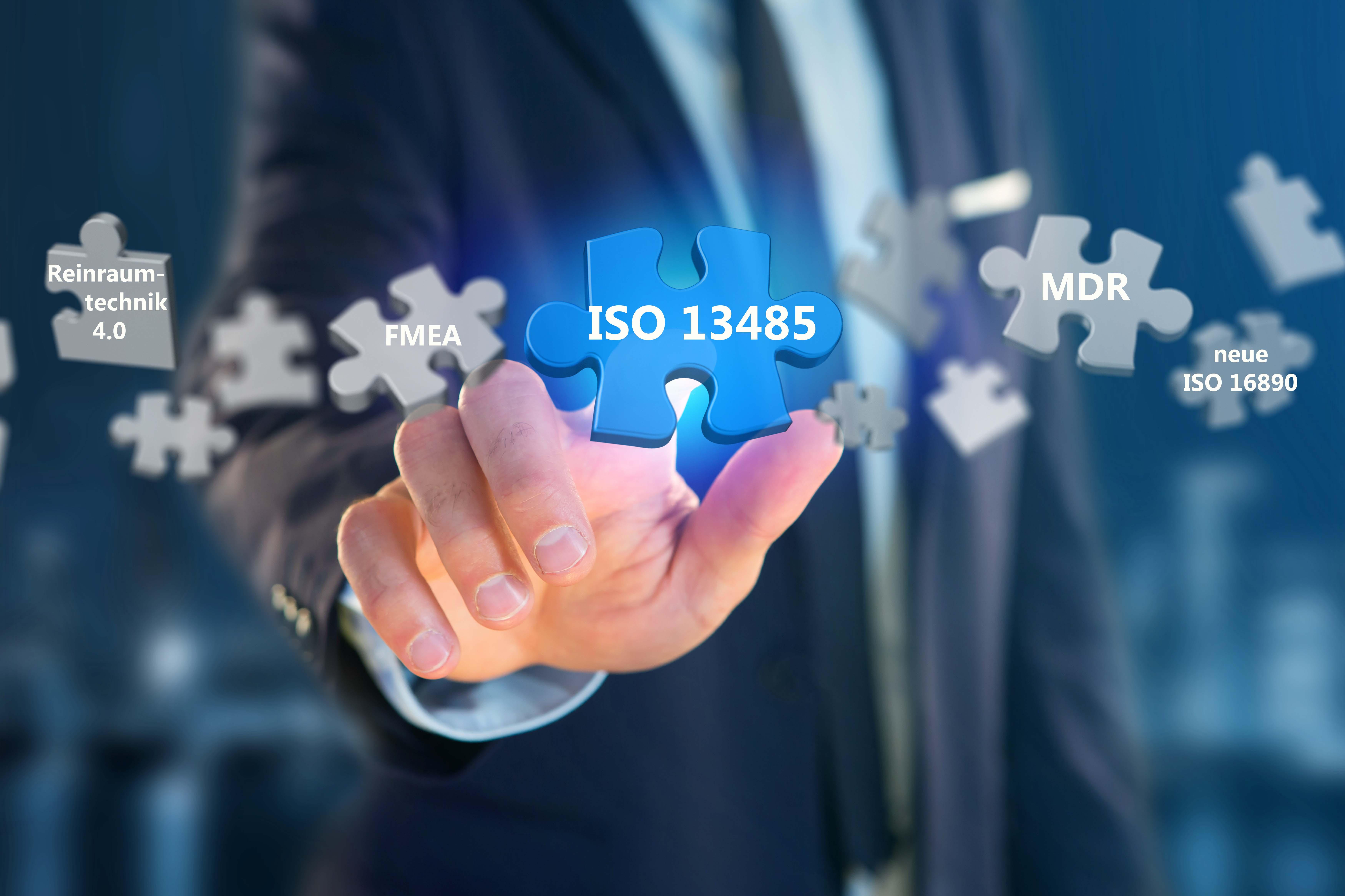 Technologietag zur ISO 13485